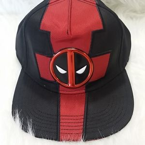 NEW Marvel Snap Back Dead Pool Baseball Hat
